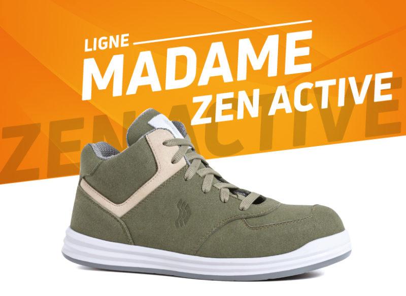 Ligne Madame Zen Active