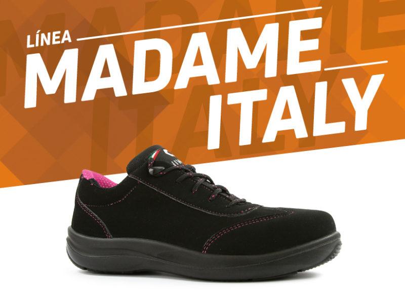 Línea Madame Italy